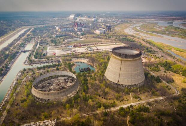 Czarnobyl Skutki