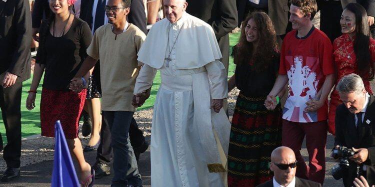 Papież Franciszek Stan Zagrożenia Klimatycznego