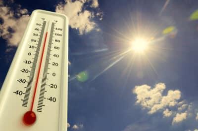 rekord temperatury w czerwcu
