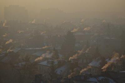 Smog Węgiel Bełchatów