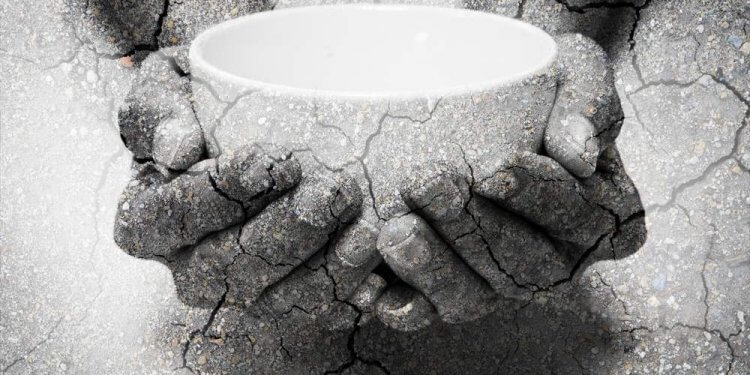 821 milionów ludzi cierpi na niedobory żywności. Obok wojen jako główną przyczynę ONZ wskazuje zmiany klimatu