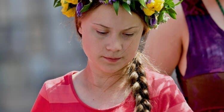 Greta Thunberg na albumie w kawałku w singu grupy zespołu The 1975 Homo sapiens jeszcze nie zawiódł