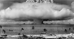 Skażenie atolu Bikini nawet tysiąckrotnie większe niż w Czarnobylu. Radioaktywny spadek po armii USA