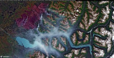 5 lipca. Alaska. Źródło: Pierre Markuse/Flickr, licencja CC 2.0