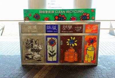 chinski sposb na recykling
