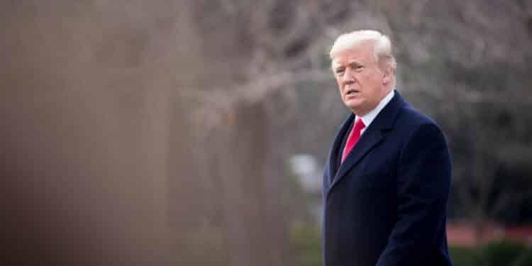 Trump nazwał się ekologiem. Jednak na sesję dot. kryzysu klimatycznego nie przyszedł