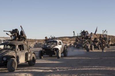 Wody Polskie opowiadają o suszy rodem z filmu Mad Max. Nie wspominają jednak ani o zmianach klimatu, ani węglu