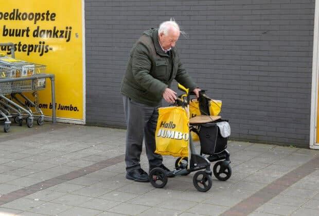 Kasa dla seniorów Holandia