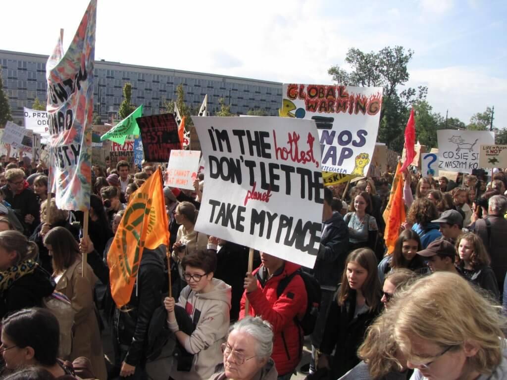strajk klimatyczny kraków