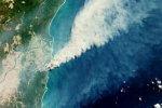Nietypowo wczesne pożary buszu w Australii. Dopiero rozpoczyna się tam wiosna ZDJĘCIA ESA europejska agencja kosmiczna płonie busz