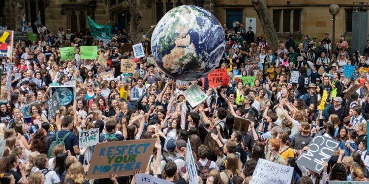 strajk klimatyczny wrzesien