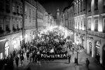 Marsz dla Czystego Powietrza. Kraków. Fot. Kamil A. Krajewski