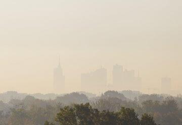 Warszawa Smog