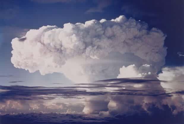 Śnieg na Antarktydzie nadal promieniuje po próbach jądrowych na Pacyfiku, choć miało już nie być po nich śladu