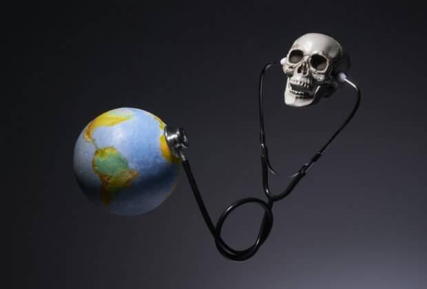Halloweenowe die-in w Warszawie. Młodzieżowy Strajk Klimatyczny po raz kolejny raz zwraca uwagę na wielkie wymieranie
