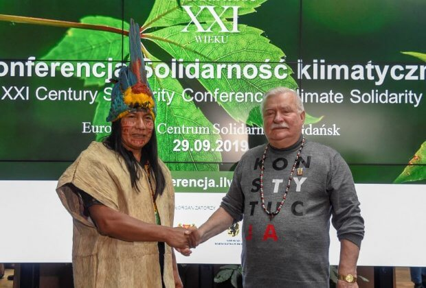 Konferencja Solidarność klimatyczna. Goście z całego świata dyskutowali w Gdańsku