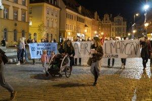 Wrocław ogłasza alarm klimatyczny. Do 2050 roku miasto planuje stać się neutralne dla klimatu XR Wrocław Extinction Rebellion