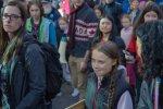 greta thunberg nagroda odmówiła przyjęcia nagrody greta strajk klimatyczny dla klimatu strajki klimatyczne nagroda