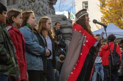 młodzi kanadyjczycy pozywają rząd zmiany klimatu klimat kanada młodzież strajk dla klimatu klimatyczny greta thunberg