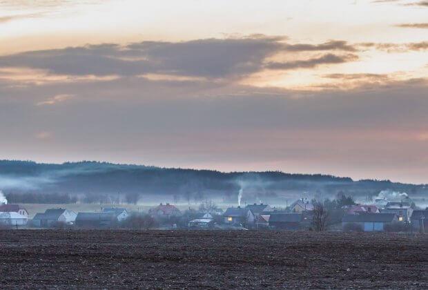 Smog Polska Wieś