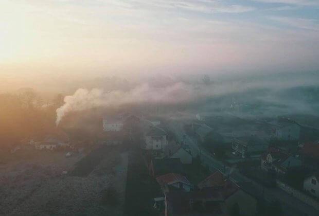 Zielonki Smog