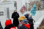Pod Sejmem głodówka dla klimatu z prostym przekazem do polityków Mówcie prawdę i działajcie teraz
