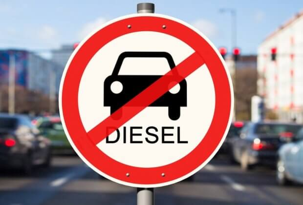 Rada Miasta Bristolu poparła zakaz ruchu pojazdów z silnikiem Diesla. W ten sposób chce walczyć ze smogiem