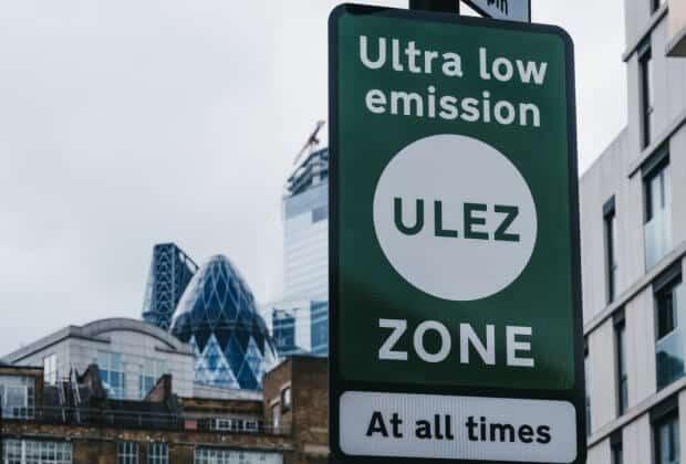 Tak działa londyńska strefa zanieczyszczenie tlenkami azotu niższe o 36 proc.