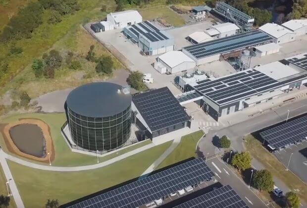 Uczelnia magazynuje energię w wodnej baterii. Rachunki za prąd są niższe o jedną piątą 20 procent