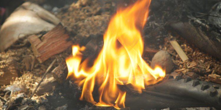 Pożar Składowisko Odpadów Reakcja