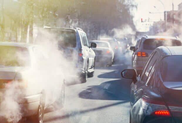 smog dzień czystego powietrza alarm smogowy mikrodrobiny zanieczyszczenia Nanodrobiny zanieczyszczeń powietrza związane z zapadaniem na raka mózgu