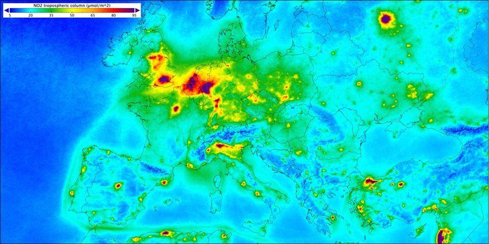 Nowa Mapa Smogowa Ujawnia Jak Latwo Sprzedac Ludziom Bzdury
