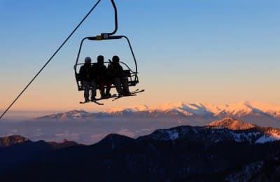 Koniec z wyjazdami na narty Jeśli nie spełnimy celów klimatycznych turystyka narciarska może zniknąć twierdzą naukowcy