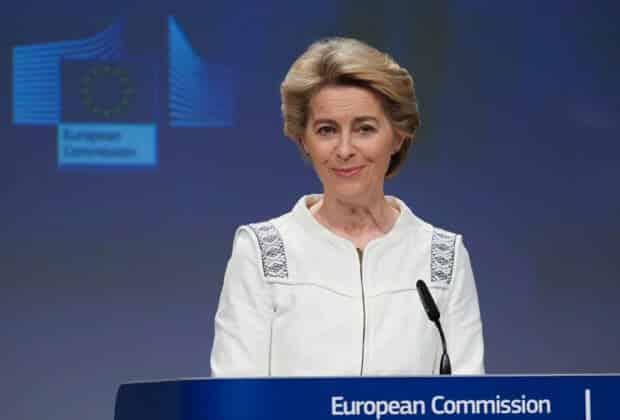 komisja europejska zielony ład