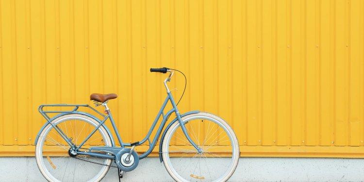 Rower ukradła własny
