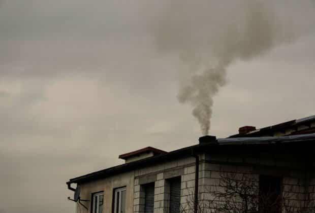 smog kontrole pieców