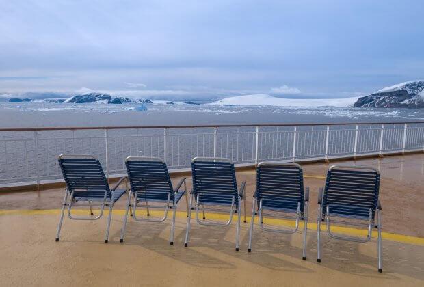 najwyższa temperatura na Antarktydzie