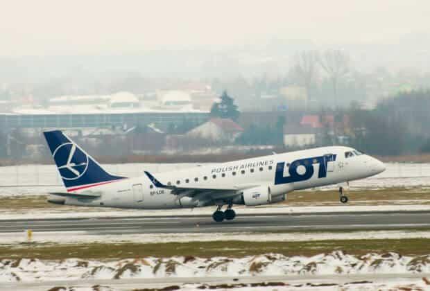 samolot rzeszów