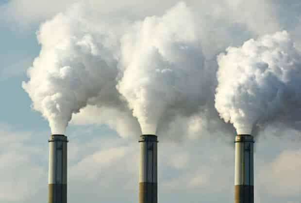 emisje wyhamowały
