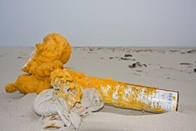 poliuretan bakterie recykling