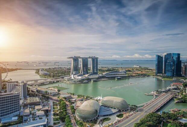 Singapur Miejskie Farmy
