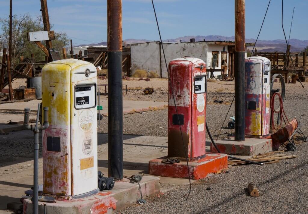 Benzyna Ołowiowa Stacja Benzynowa