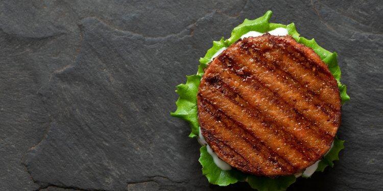 burgery roślinne
