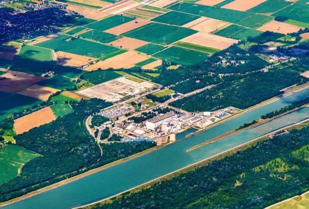 elektrownie jądrowe francja