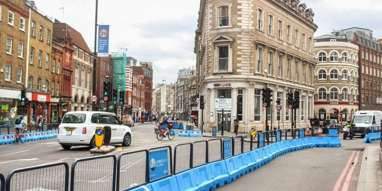 Londyn Streetspace