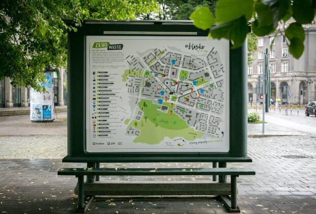 nowohucka mapa zero waste