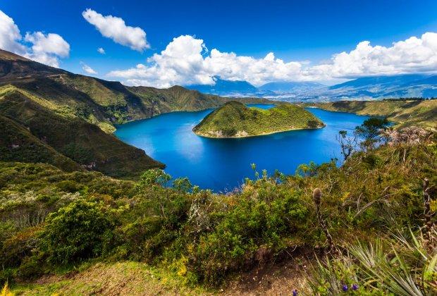Ekwador przyroda prawo