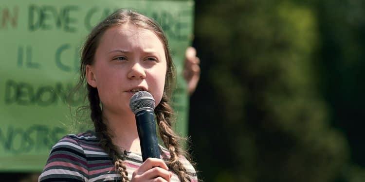 Greta Thunberg Wraca do szkoły