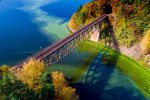 most w pilchowicach