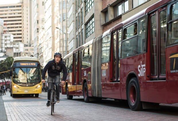 Bogota rowery